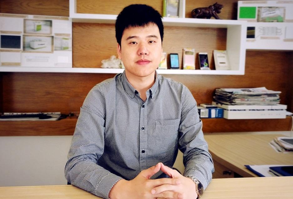 Coolpad new CEO-Vincent Sun