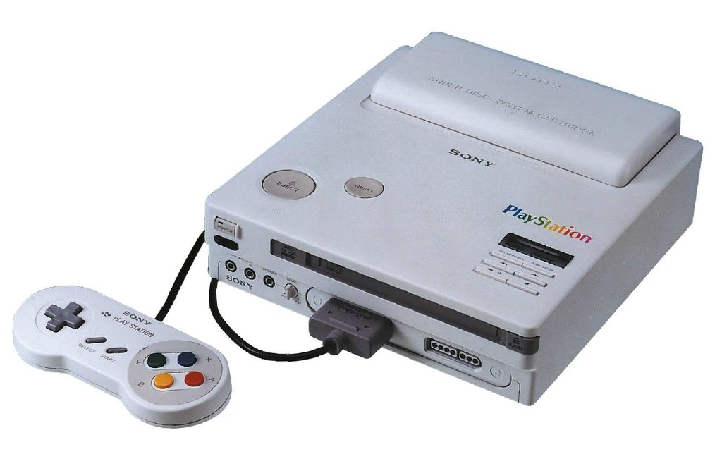 PlayStation SNES