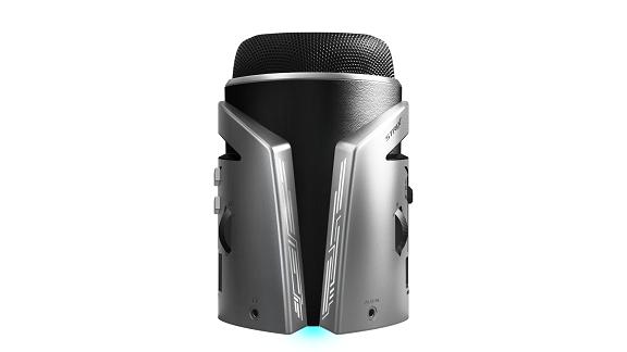 ROG Strix Magnus USB gaming microphone_back_blue