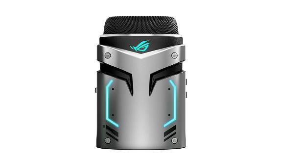 ROG Strix Magnus USB gaming microphone_front_blue