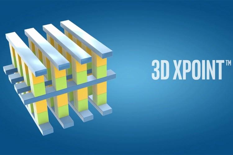 intel 3d xpoint technology
