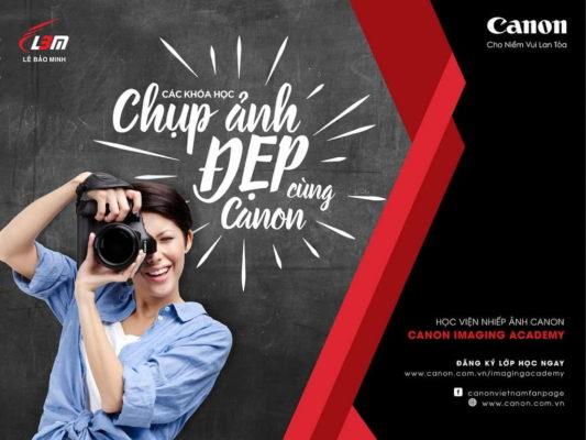 canon imaging acamedy
