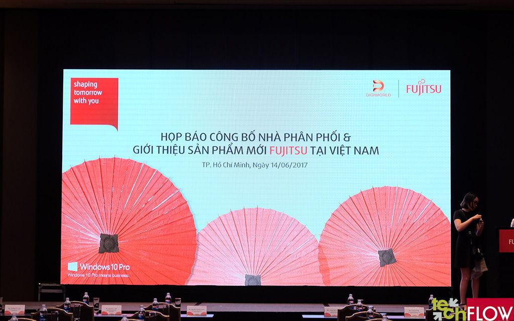 fujitsu vietnam lauching product