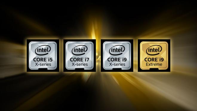 Intel Core-X Family