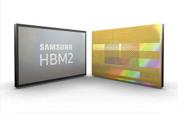 8GB HBM2 DRAM