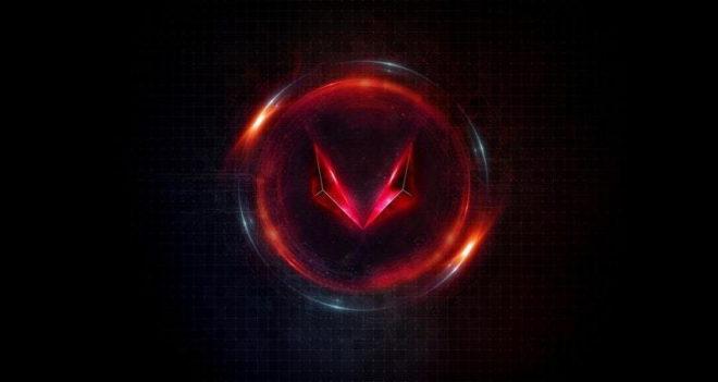 AMD Radeon RX Vega Logo