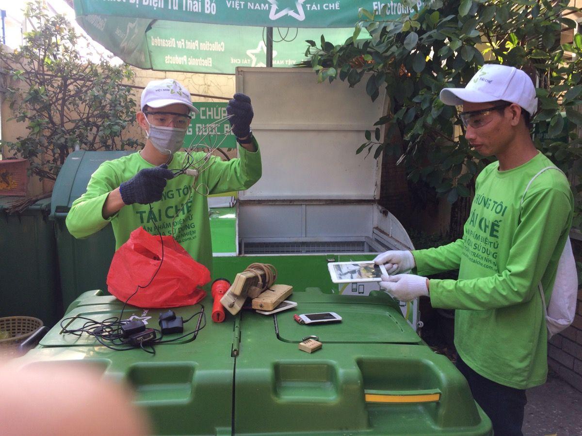 Vietnam Recycles 01