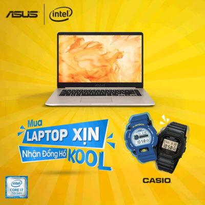 Mua Laptop Xin - Nhan Dong Ho Cool