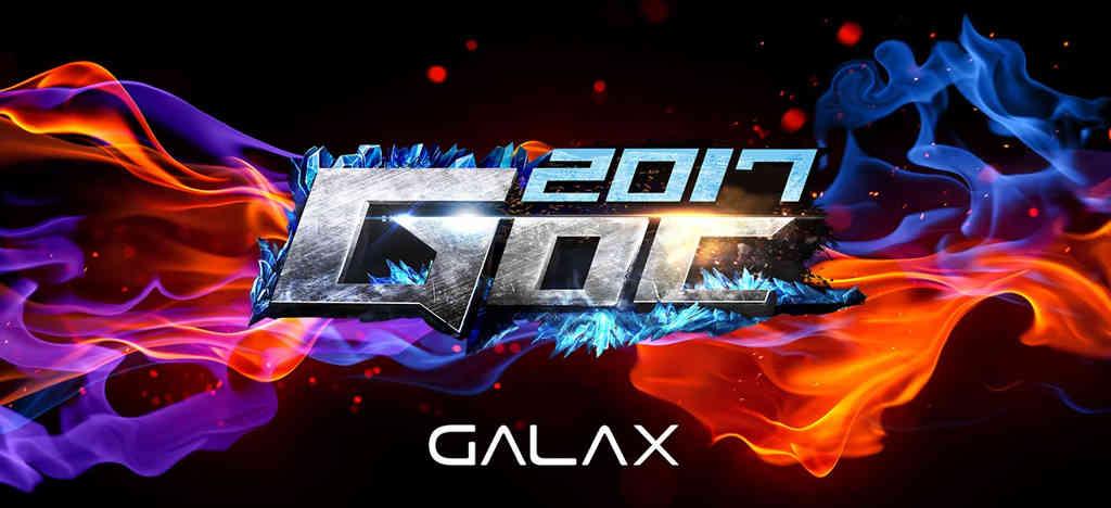 Galax GOC 2017