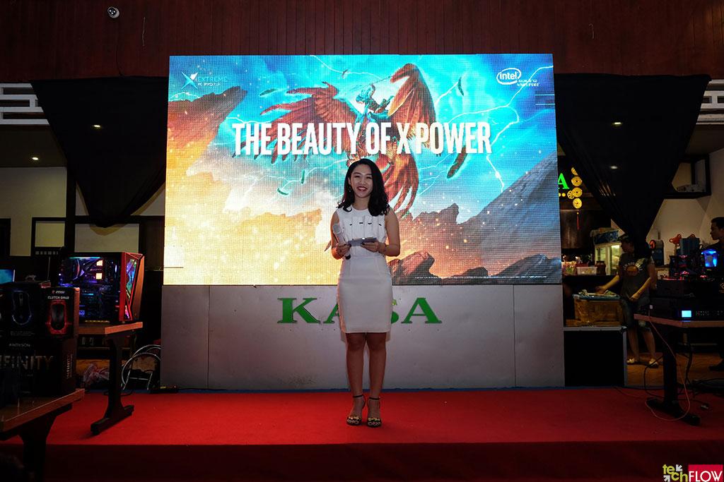 beauty of x power