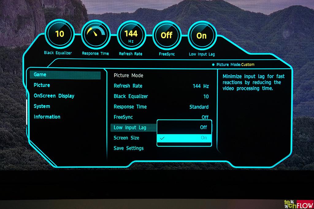 samsung chg90 qled gaming