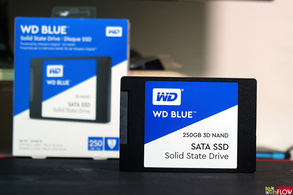western digital ssd blue 3d nand 256gb