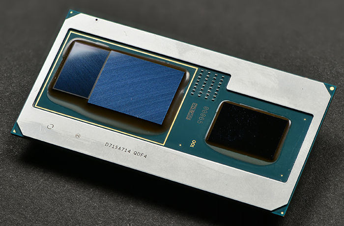8th Gen Intel Core with Radeon RX Vega M