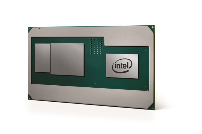 Intel 8th Gen CPU discrete graphics