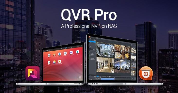 QNAP QVR Pro