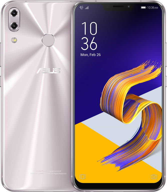 ASUS Zenfone 5 Light Purple