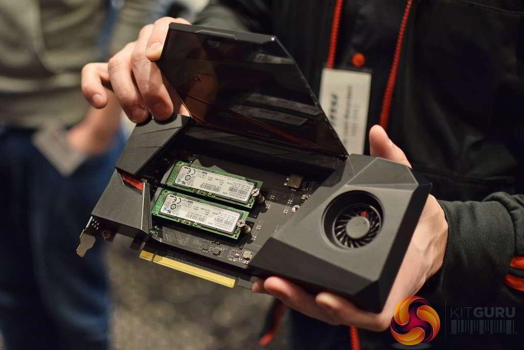 MSI Gaming Storage