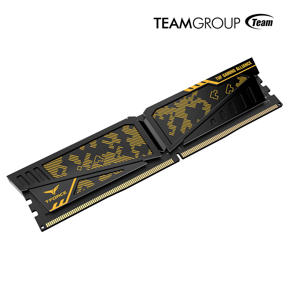Team Group T-Force Vulcan TUF Gaming Allience DDR4