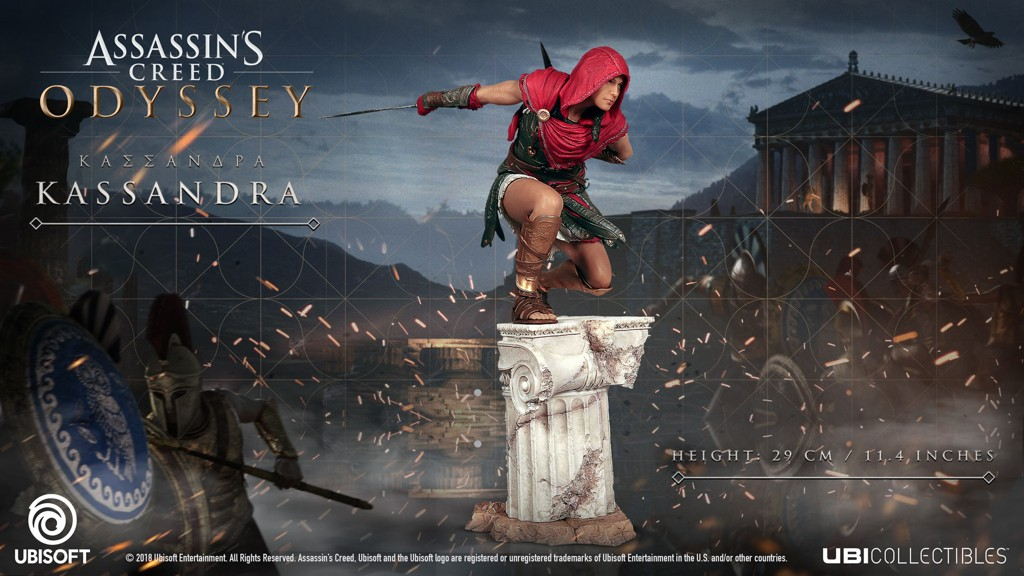 Assassin's Creed Odyssey Collector's Edition