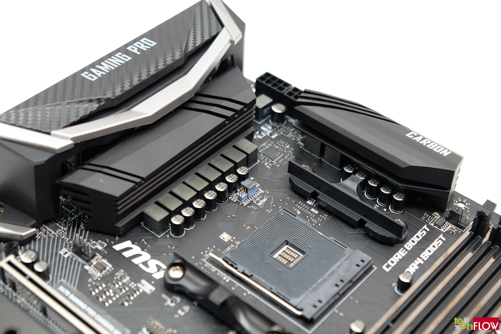 MSI X470 Gaming Pro Carbon AC