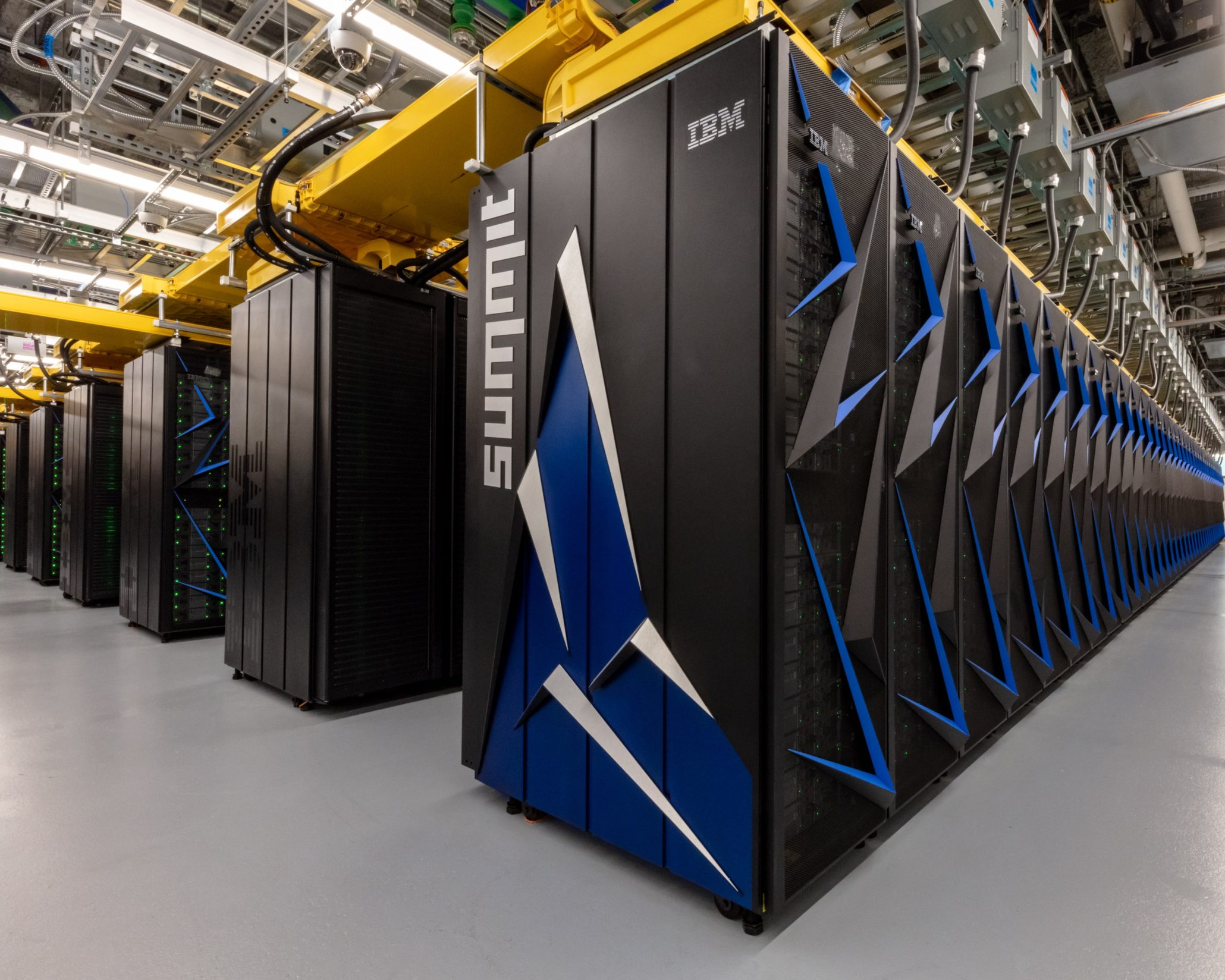 NVIDIA Summit Supercomputer