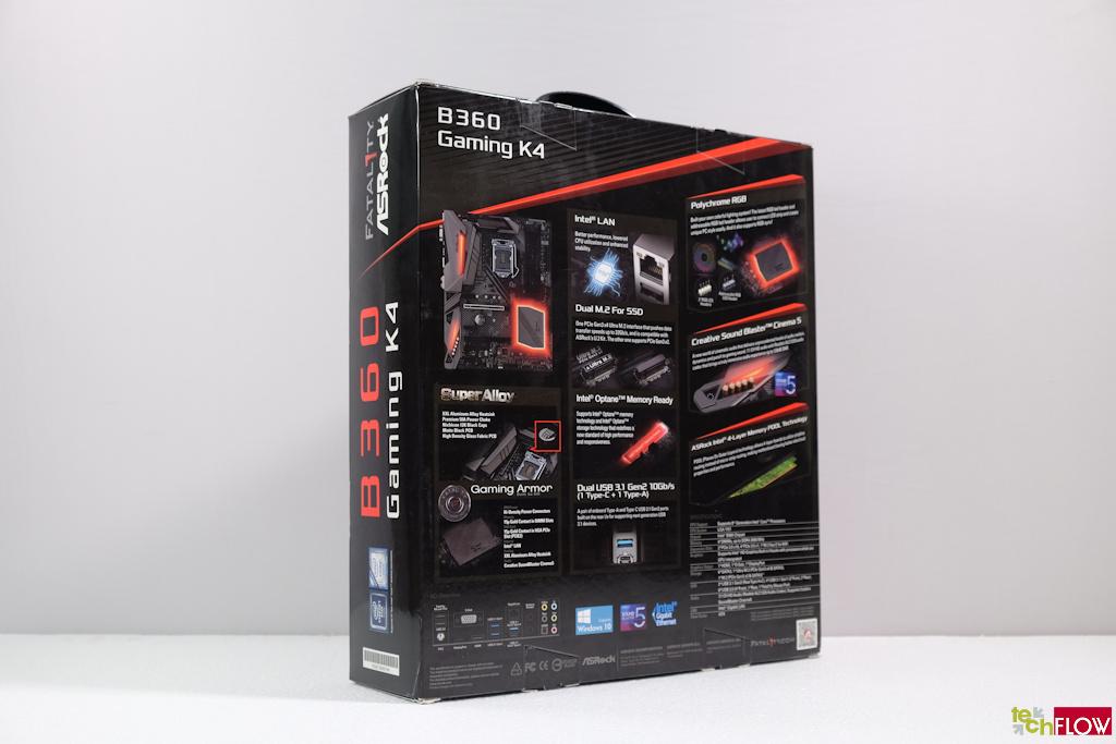 ASRock Fatal1ty B360 Gaming K4