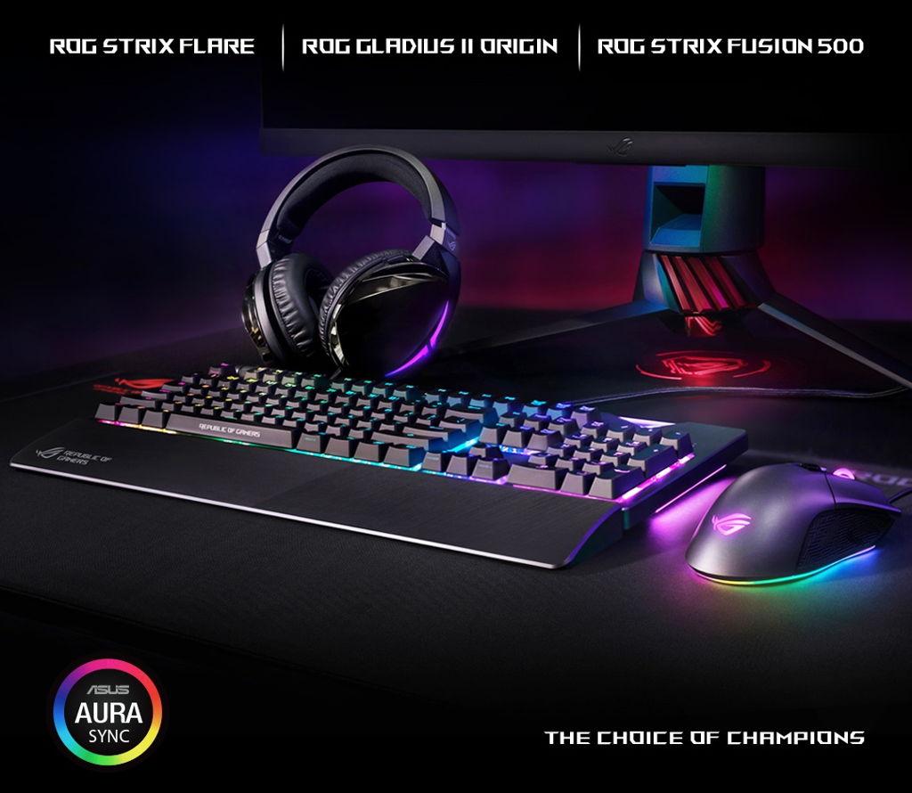 ASUS ROG Gaming Gear