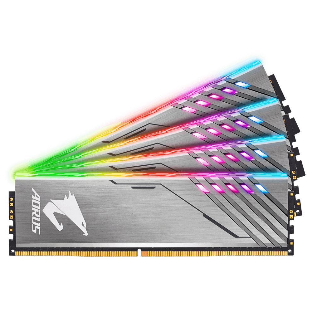GIGABYTE AORUS DDR4 RGB