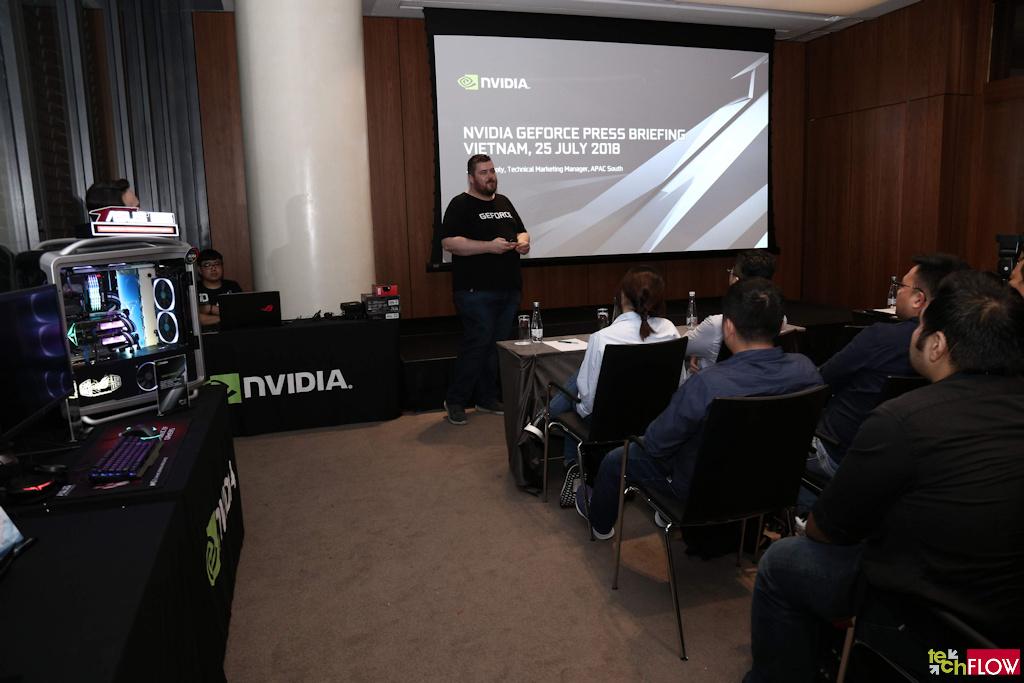 NVIDIA Vietnam - Media Gathering 2018