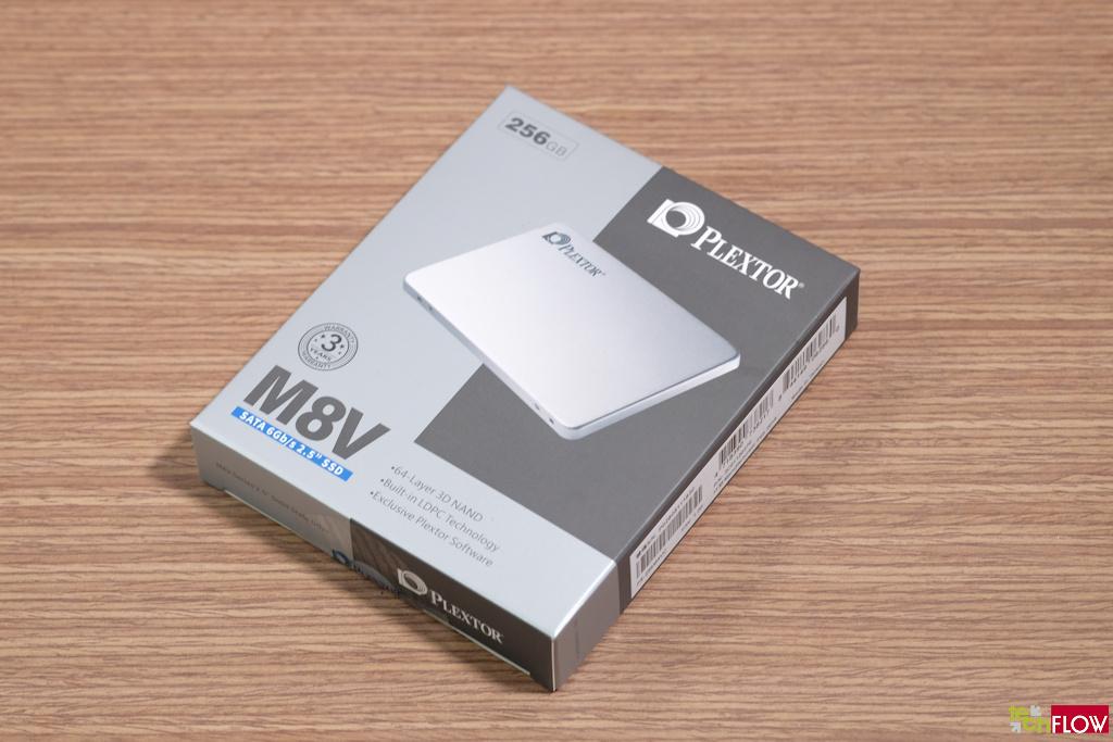 Plextor M8V SATA SSD 256GB