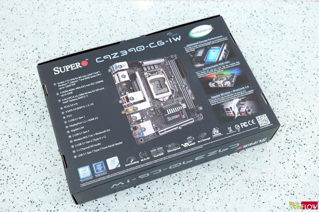 SuperO C9Z390-CG-IW