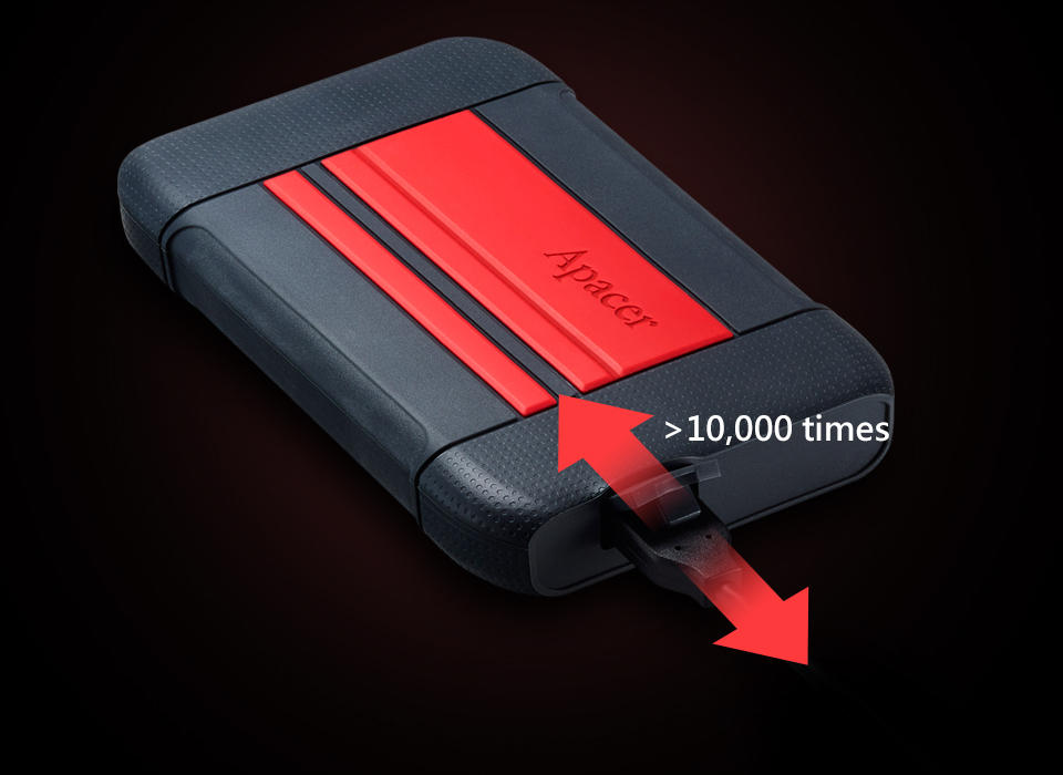 Apacer AC633 Portable Hard Drive