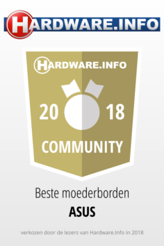 HWI Community Awards 2018  - 02 - ASUS