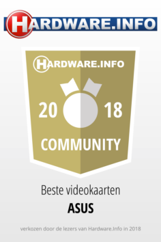 HWI Community Awards 2018 - 05 - ASUS