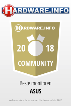 HWI Community Awards 2018 - 13 - ASUS