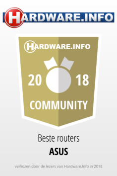 HWI Community Awards 2018 - 19 - ASUS