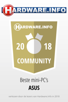 HWI Community Awards 2018 - 23 - ASUS