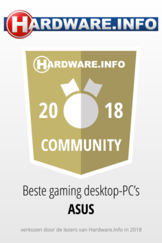 HWI Community Awards 2018 - 24 - ASUS