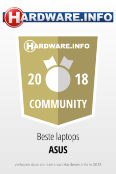 HWI Community Awards 2018 - 25 - ASUS