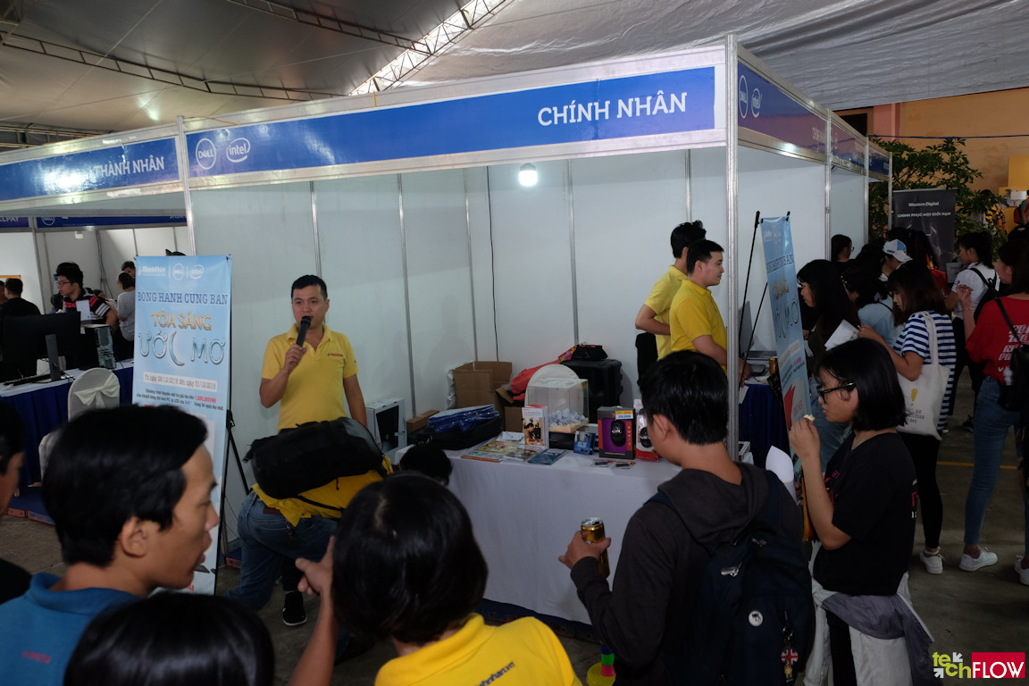 A Day With Dell - HCMC