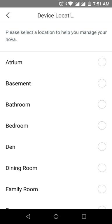 Tenda WiFi app