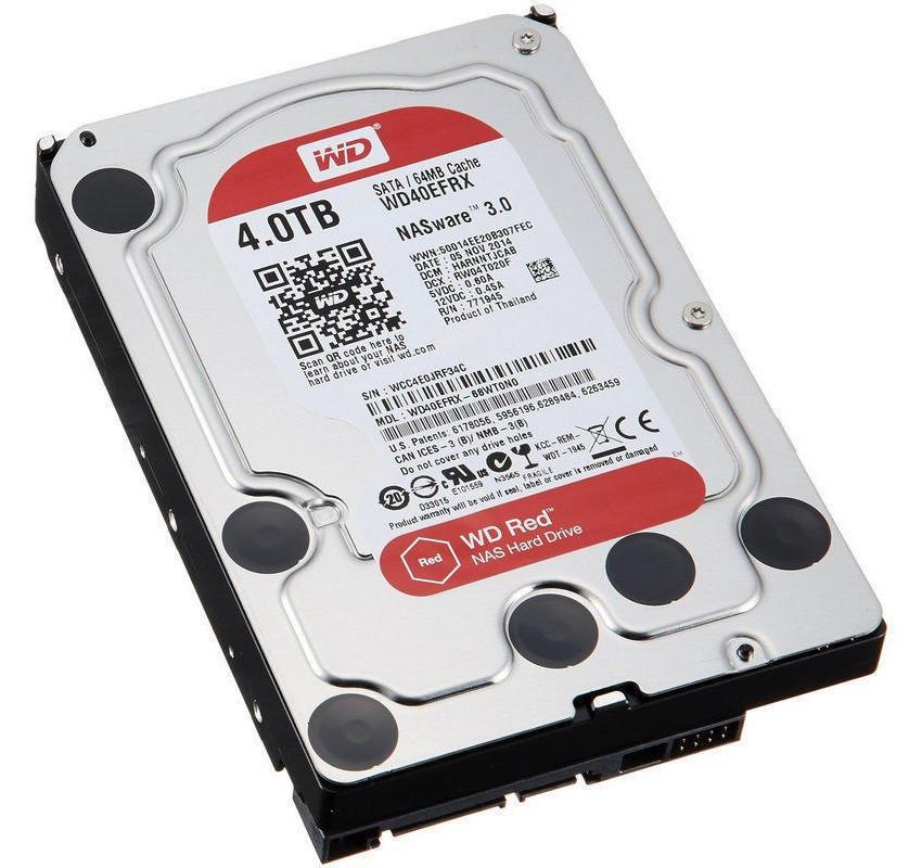 Western Digital RED HDD