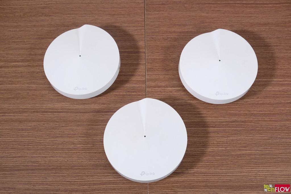 Review TP-Link Deco M5 Mesh WiFi