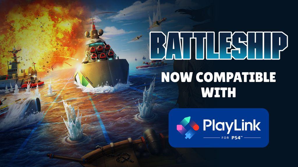 Battleship hiện đã tương thích với PlayLink trên PS4