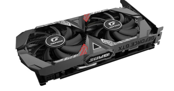 Colorful iGame GeForce GTX 1650 Ultra 4G 001