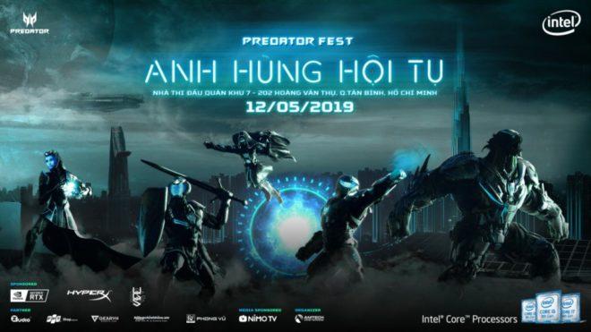 Predator Fest 001