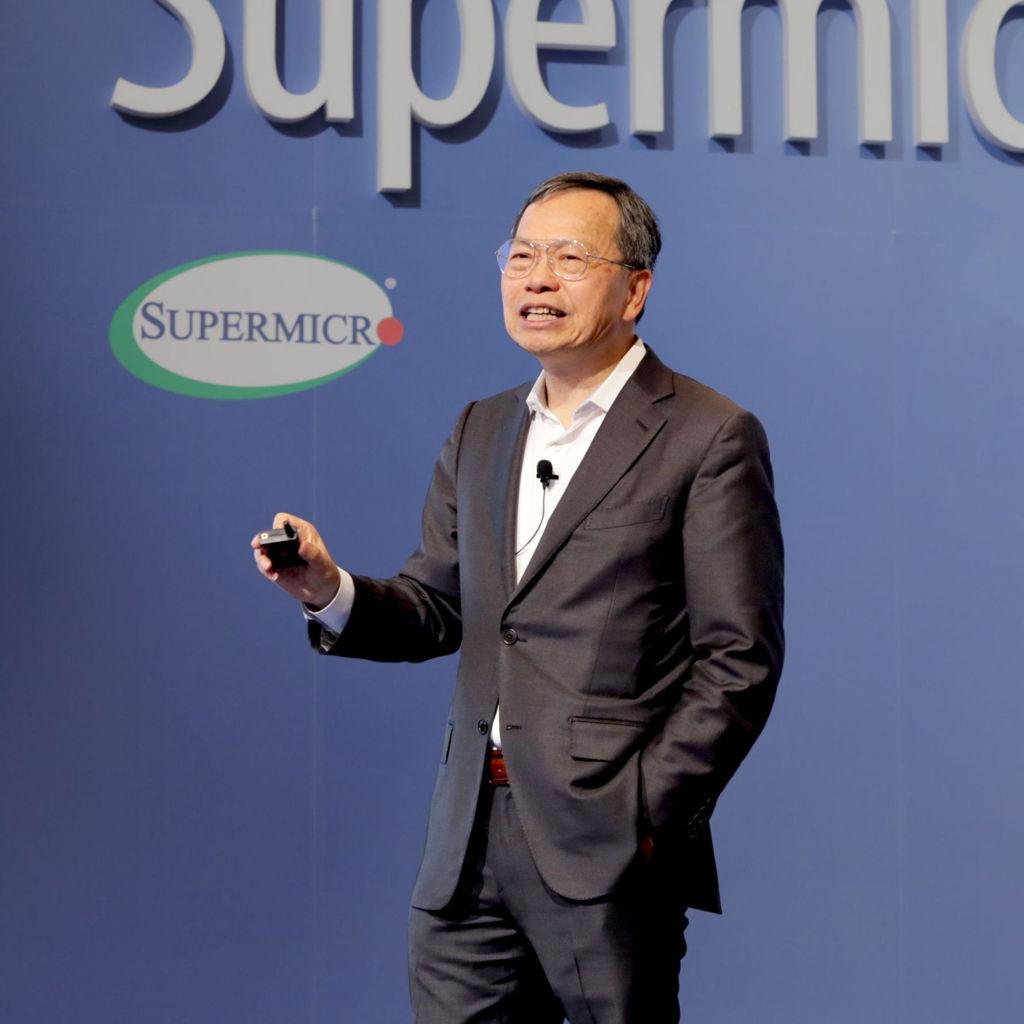 Supermicro-CEO