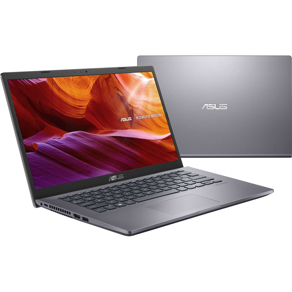 ASUS Laptop_X409_Product photo_1G_Slate Gray_13