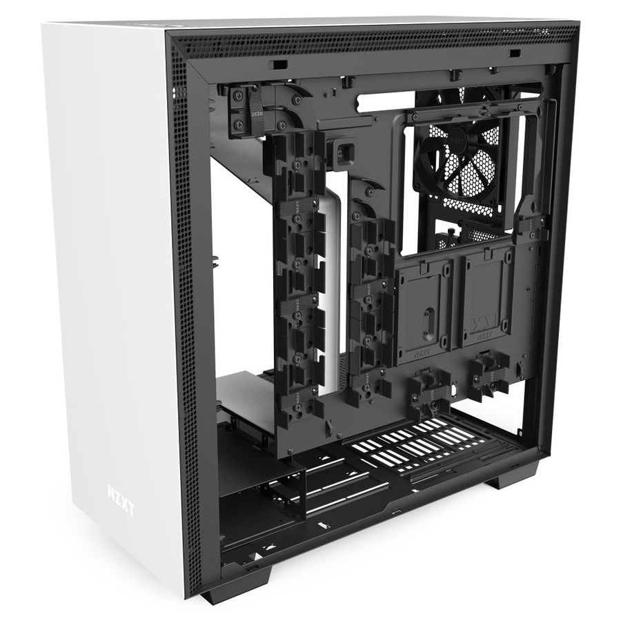 nzxt cable management