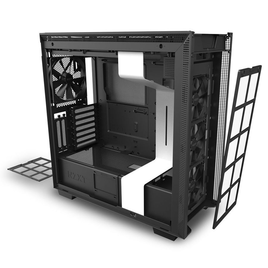 nzxt removable mounted bracket